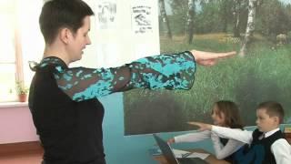 Урок русского языка. Сетевая дистанционная школа
