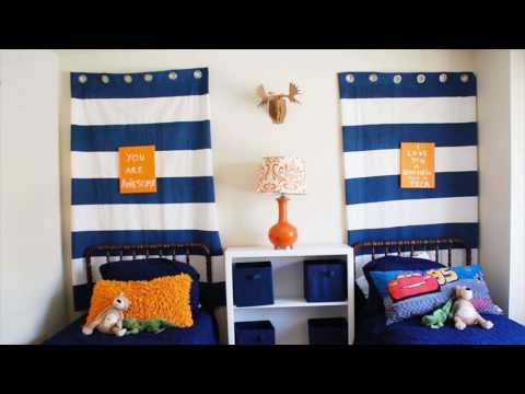 Kids' Room Curtains Ideas