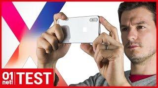 Non, l'iPhone X n'est pas le champion de la photo que l'on attendait