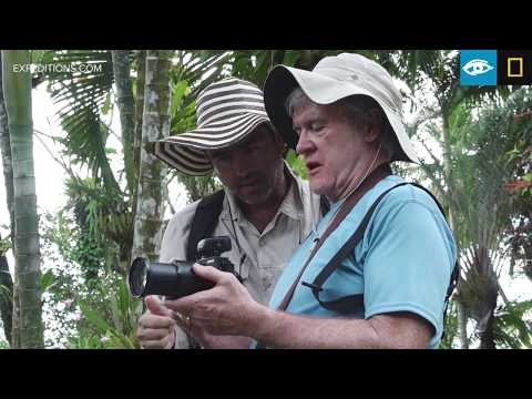 Casa Orchidias Garden | Costa Rica & Panama | Lindblad Expeditions-National Geographic