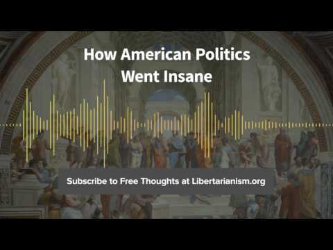 Episode 144: How American Politics Went Insane (with Jonathan Rauch)