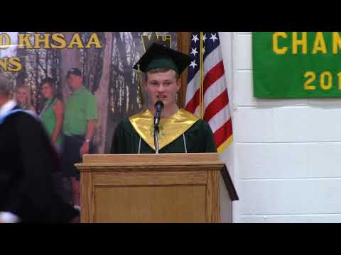 Green County High School Class of 2019 Graduation