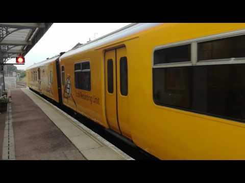 Network Rail 950001 Saxmundham 22/9/16