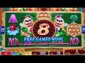 Lucky Honeycomb Twin Fever Slot $6 Bet BONUSES Won !! | GREAT SESSION | Live Konami Slot Play w/NG