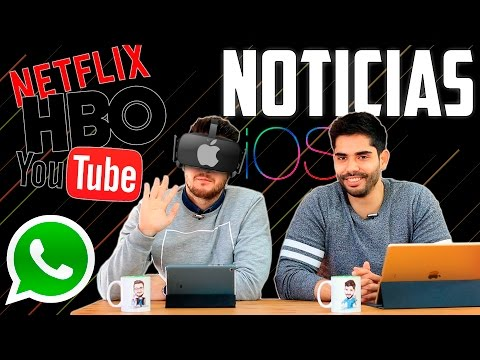 Noticias: WhatsApp, Apple VR, PS4 y Xbox One y iOS 9.3