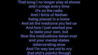 Eminem ft. Nate Ruess - Headlights (Lyrics HD)