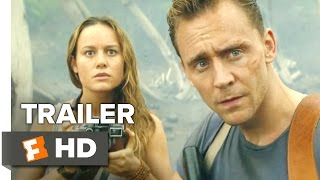 Kong: Skull Island Official Comic-Con Trailer (2017) - Tom Hiddleston Movie thumbnail
