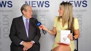 Accumulate Gold, Not Invest In It: John Browne - Euro Pacific | FreedomFest 2014