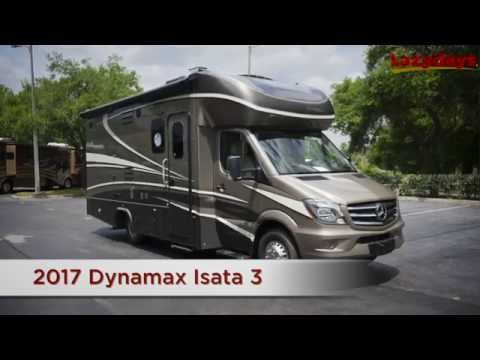 2017 Dynamax Isata 3 at Lazydays: A Video Preview - YouTube