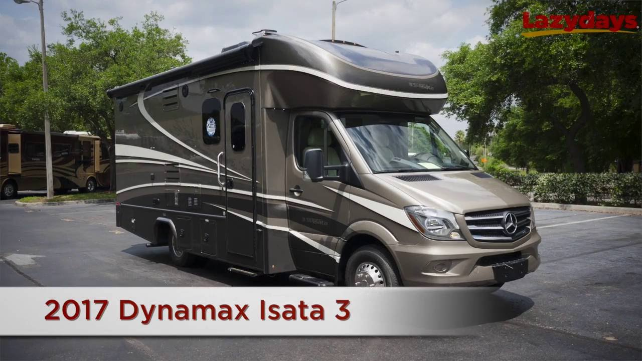 2017 Dynamax Isata 3 at Lazydays: A Video Preview
