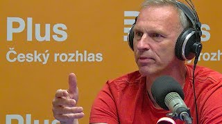 Dominik Hašek: Komunisti poukazovali na buržoazii, Hitler na Židy, Babiš na politiky, že kradú