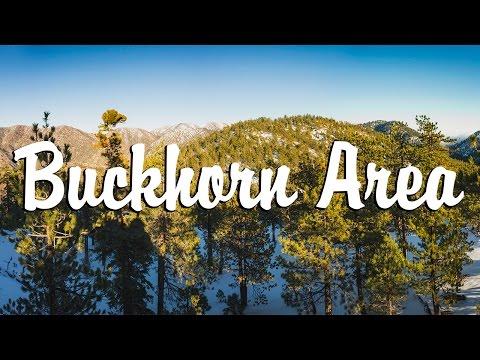 Angeles National Forest - Buckhorn Peak Area & Peak 7118