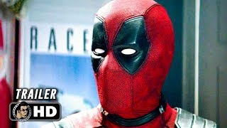 ONCE UPON A DEADPOOL Trailer (2018) Ryan Reynolds Marvel Movie