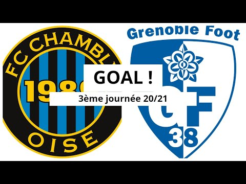 Chambly Grenoble Goals And Highlights