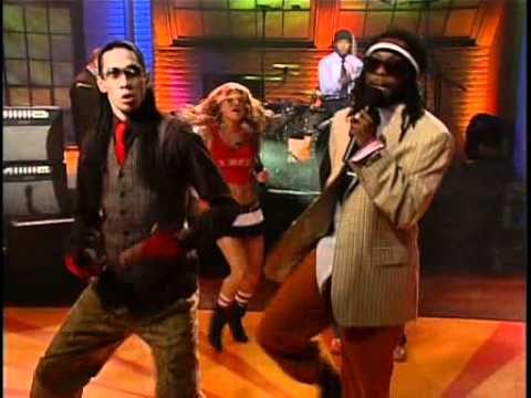 And hey mama black eyed peas video