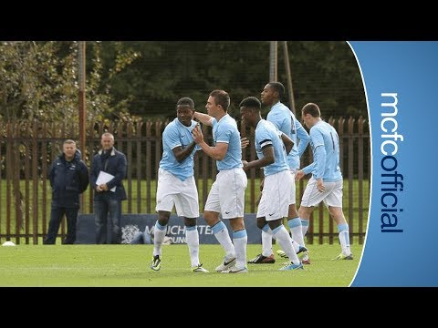 ACADEMY GOALS The best of City's academy goals in October