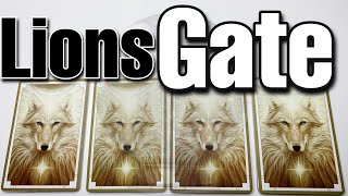 What POWERS are You Gaining from Lions Gate Portal 8/8  🔮Pick A Card🔮