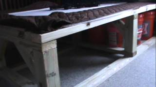 Shtf Prep Storage Bed Frame