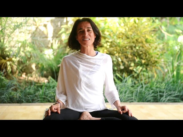 In Conversation with Martine Bounet about yoga