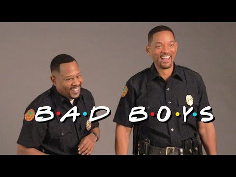 Our First Week On Bad Boys For Life!