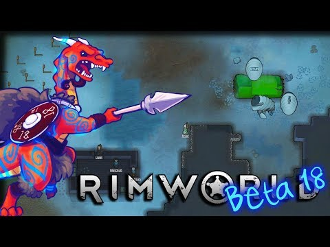 Fire & Snow – Rimworld [Beta 18] Extreme Tribal Gameplay – Let's Play Part 19
