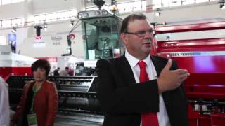 China International Ag Machinery Exhibition 2012 - Day Two: The Farming Cycle (English)
