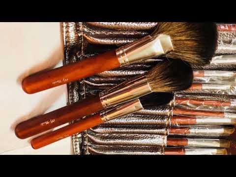 How to  Clean Makeup Brushes Easiest Way | Ultimate Makeup Brushes Guide | Fake VS Real Makeup Brush