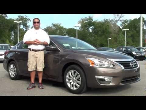2013 Nissan Altima Sedan 2 5 S Java Metallic c114793 - YouTube