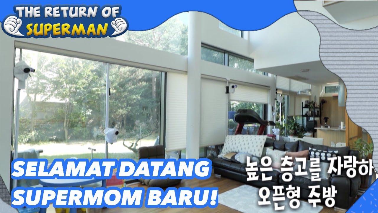 Download Selamat Datang Supermom Baru!  The Return of Superman  SUB INDO 211017 Siaran KBS WORLD TV 