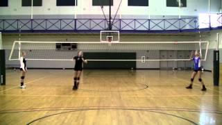 Sydney Chandler Skills Footage