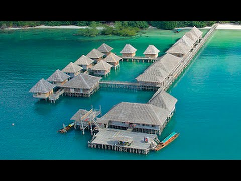 Telunas Beach Resort, Sugi Island, Moro, Riau Archipelago, Indonesia