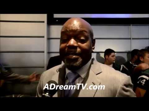 Emmitt Smith on  Tony Dorsett and The American Dream