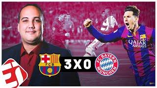 Barcelona 3 x 0 Bayern de Munique - Melhores Momentos - Semifinal da Champions League 2014/15