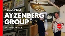 Advertising Agency Studio Tour w/ Ayzenberg Group, Video Games, Tech, & Brands