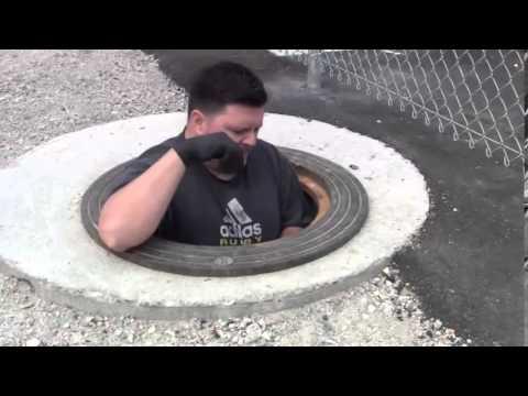 concrete wall crack repair vancouver bc