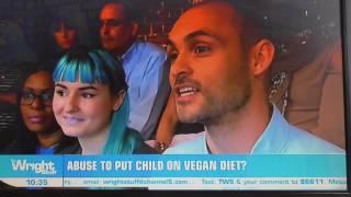 Vegan Debate On TV - Very Surprising Result!