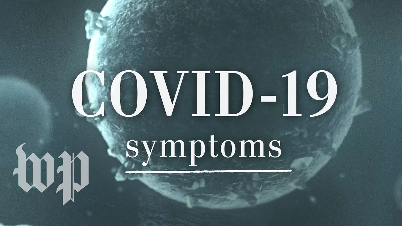What are the symptoms of covid-19 or coronavirus?
