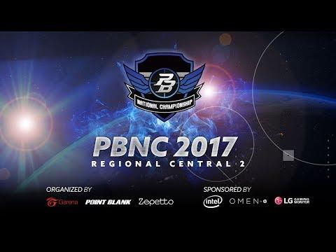 Turnamen Regional PBNC 2017 : Regional C2