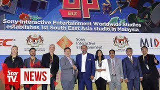 Sony Interactive Entertainment WWS to set up studio in Malaysia