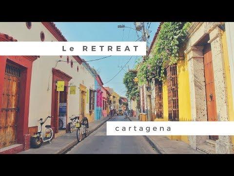 Le RETREAT Cartagena | February 2018