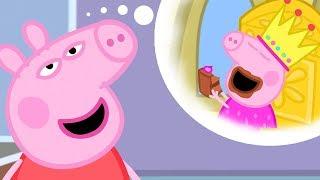 Peppa Pig Italiano   Peppa sogna la torta al cioccolato!    Cartoni Animati