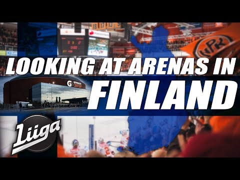 Looking at Arenas in Finland (Liiga) Mp3