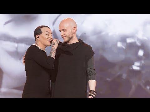 «Новая Фабрика звезд». Андрей Белецкий и Наргиз - «Я буду всегда с тобой»
