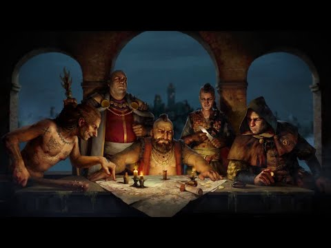 GWENT - Novigrad Expansion Pack Trailer