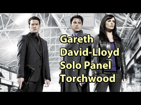 Gareth DavidLloyd Panel Phoenix Comicon  Fest Barrowman Myles Stories Dr. Who Torchwood