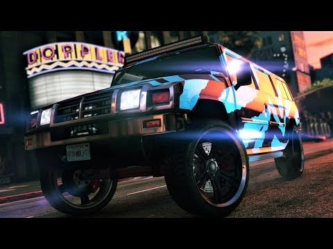 GTA Online News! New Patriot Options, Romero Hearse, Double GTA$ & Discounts! - GTA News & Updates