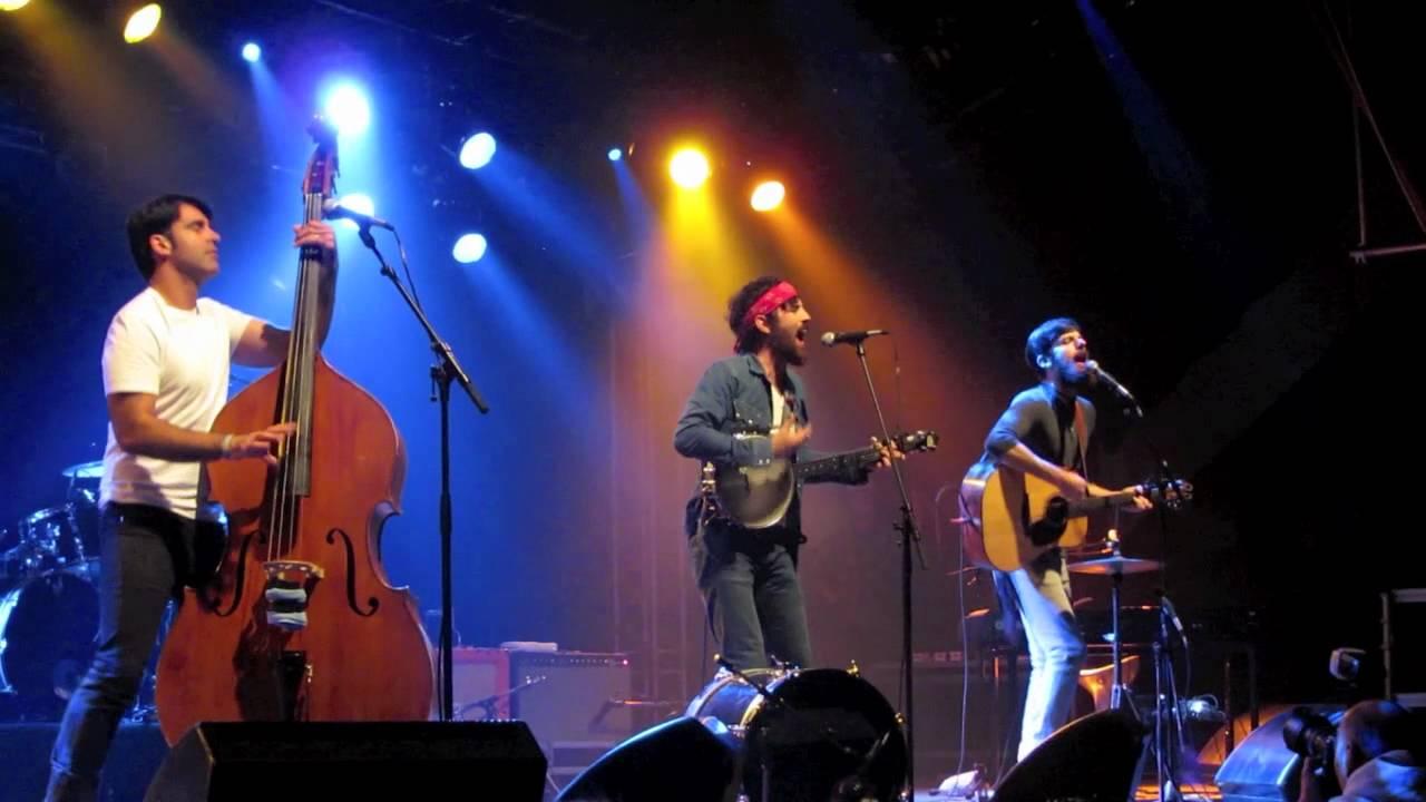 The Avett Brothers Shame Live Tonder Festival 2011 Youtube