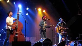 """The Avett Brothers  """"Shame"""" live Tonder Festival 2011"""