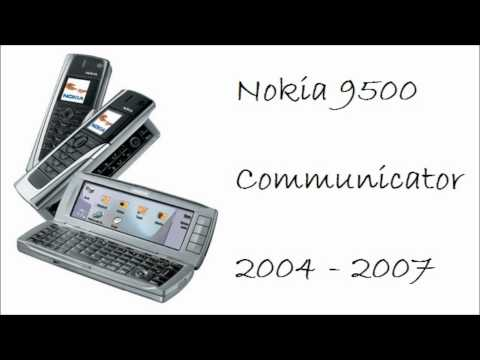 Nokia 9500 Communicator Video clips