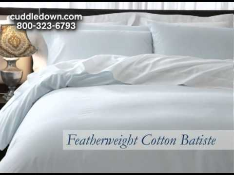Genial Fabulous Fabric: A Guide To Choosing Sheets And Bed Linens   YouTube